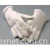 White Cotton Glove, Cotton Working Glove, Inspection Glove