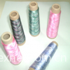 two-fold dull rayon thread