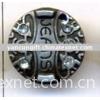 zinc alloy jeans button