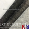 Fusible non woven polyester interlining