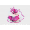 wired silk organza ribbon