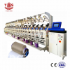 Europe type air covering machine for making spandex covering yarn