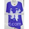 fashion ladys tshirt,cotton tshirt
