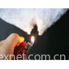 Polyester hollow conjugate flame retardant staple fiber