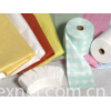spunlaced nonwoven fabric