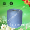 China 55% COTTON 30% VISCOSE 15% DEHAIRED ANGORA knitting yarn
