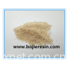 Chelating resin for extraction and separation of metal ions