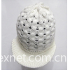 knitted hat 16
