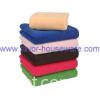 Microfiber solid color water absorbing bath towel