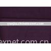 cvc one side fleece  knitting fabric