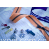 Nylon zipper/plastic zipper