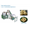 PEELING MACHINES for potatoes, roots, fruit