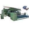 Polyester wadding equipment
