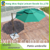Patio Advertisement Sun Umbrella for Outdoor Garden/Beach