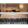 Taffeta with flocking bedding sets