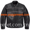 Harley-davidson Men's T-3 Leather Jacket 97073-11vm