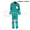 Oeko-Tex 100 soft welding protection fire retardant safety coverall