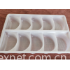 PET plastic tray processing