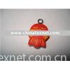 fashion Soft PVC Zipper puller