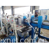 Fresh linen points fiber peeling machine