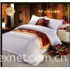 cotton hotel bedding set