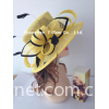 Sinamay church kentucky derby royal ascot race hat