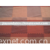 yarn dyed curtain jacquard polyester fabric