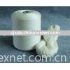 100% spun silk yarn