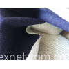 Non woven fabric Knit denim jeans fabric