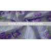 100% polyester brushed & printed fabric
