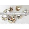 elegant crystal sofa button