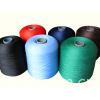 Polyester low stretch silk