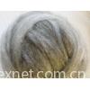 White cashmere fibre