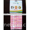 microfiber terry cloth with elasticity(printing)