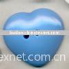 Resin button/heart shape button