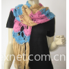 Hand-knitted Scarves
