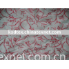 Organza fabric organza embroidery fabric flocking organza fabric