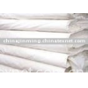 raw white woven fabric