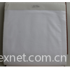 polyester cotton 50/50 TC plain weave fabric for hotel bed sheets