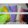 Polyester organza fabric