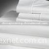 raw white fabric