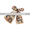 300pcs 160*52cm Latest printed silk scarf   HG073
