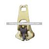 5YG Brass Zipper Slider