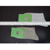 Microfibre mens' socks