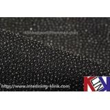 Polyester woven micro dot fusible interlining interfacing buckram