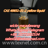 CAS 49851-31-2 yellow liquid 2-Bromo-1-phenyl-1-pentanone