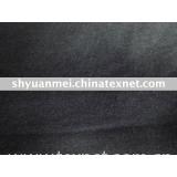 67% bamboo 28% Cotton 5% spandex jersey