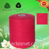 top quality semi worsted silk cotton cashmere blend knitting yarn for sale