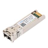 Cisco Compatible 10G 1550nm 80KM SFP+ Optical Transceiver