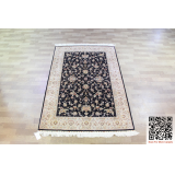 260L Hand Knotted Turkish Living Room Silk Rugs